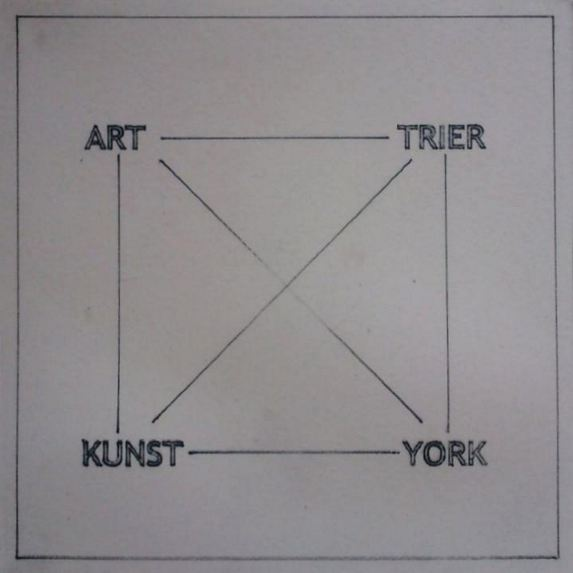 Art Trier - Kunst York, 17. bis 29. 7. 2012 in York (GB)