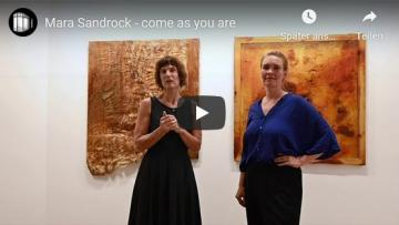 Mara Sandrock, come as you are
